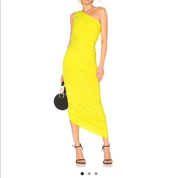 Norma Kamali Dresses & Skirts - Norma Kamali Neon Dress